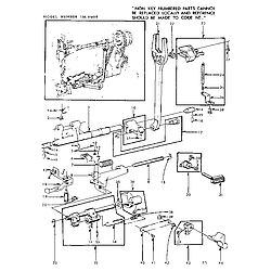 8 best sewing machine kenmore images on Pinterest