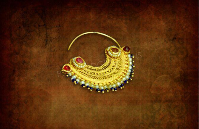 Karwari Nath Nose Ring Beautiful Dresses Pinterest