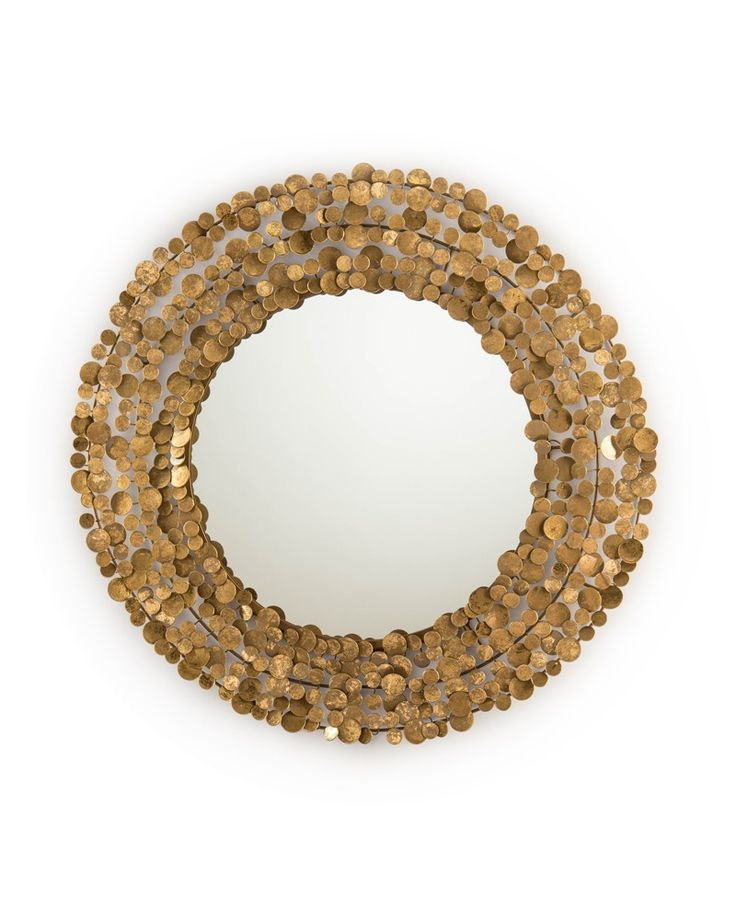 Coin Mirror - Mirrors - Mirrors & Wall Decor - Our Products