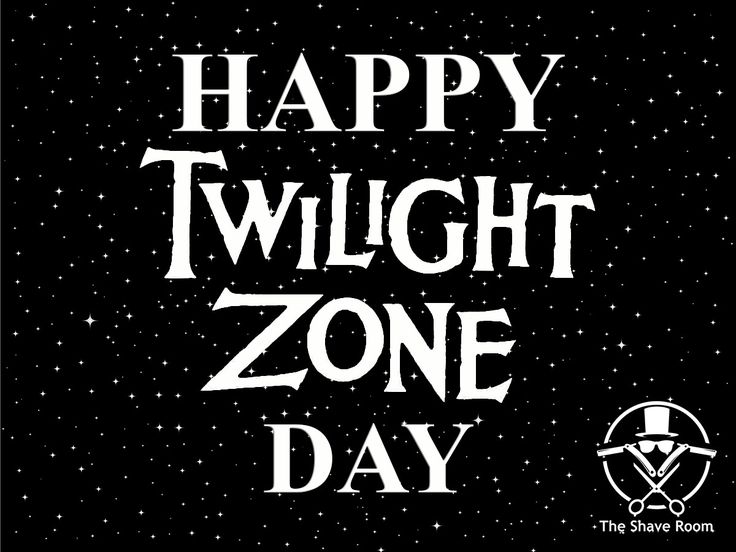 National Twilight Zone Day!  www.theshaveroom.com #theshaveroom #retroshave #wetshave #classicman #classicshaving #subscriptionboxes #shaving #barberlife #shaveoftheday