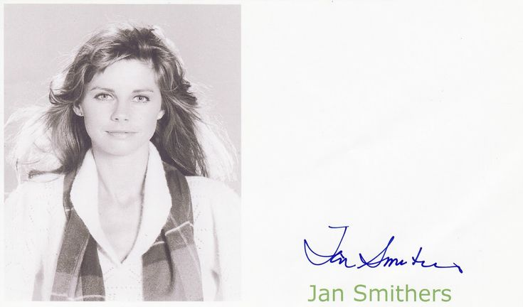 Jan Smithers | Jan Smithers Images : Photos