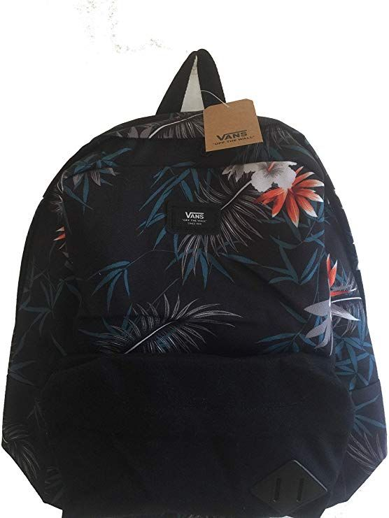 Ii In Hawaiian 2019 Skool Vans Old Palm BackpackBackpacksbags rCxBsQhtdo