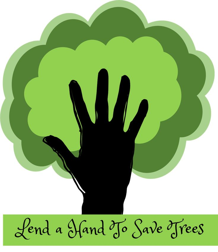 Save Trees Slogan Posters