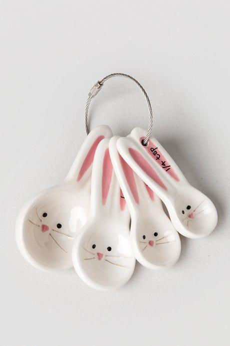 Bunny Measuring Spoons