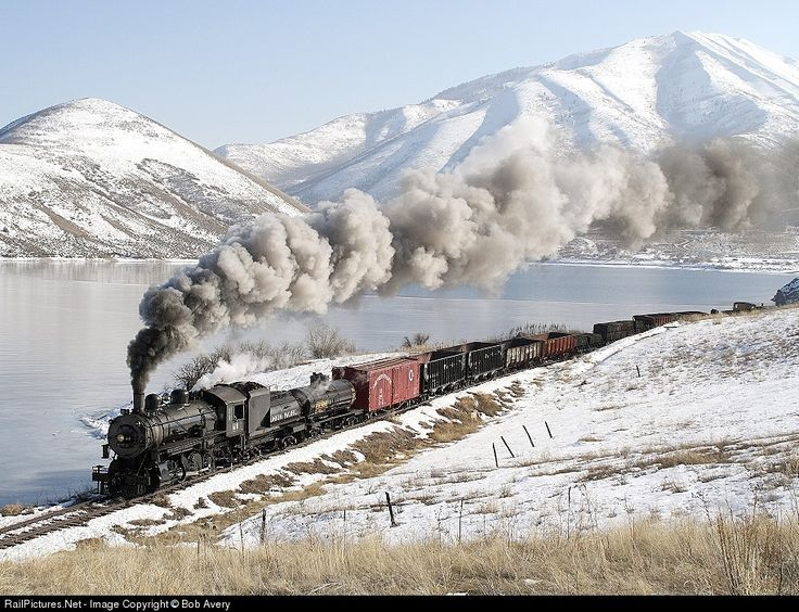 RailPictures.Net Photo: 618 Heber Valley Railroad Steam 2-8-0 at Heber City, Utah by Bob Avery