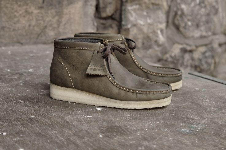 Clarks Originals Wallabee Boot 261094497 - soleheaven digital - 1
