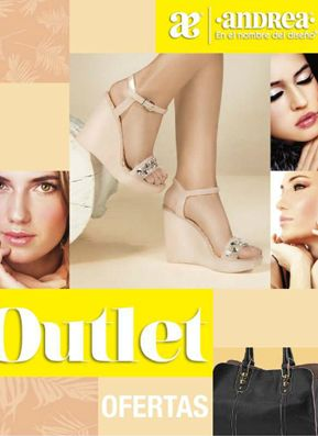 Catalogo digital Andrea outlet 2015