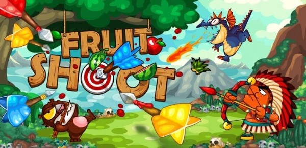 Fruit Shoot APK is the best archery game ever! Use the bow and the arrows to hit the fruits placed on the head of the little cute bears, brave soldiers and evil dragons!