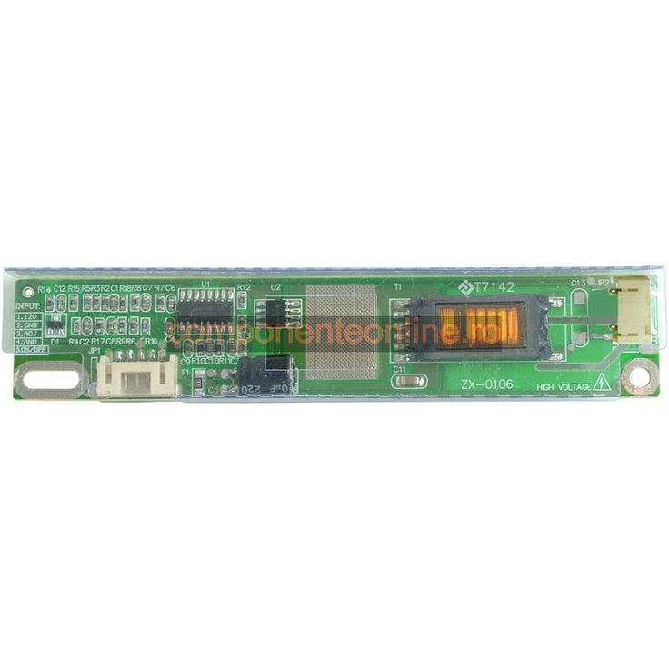 Invertor CCFL, ZX-0106, 120x25x12 mm - 130733