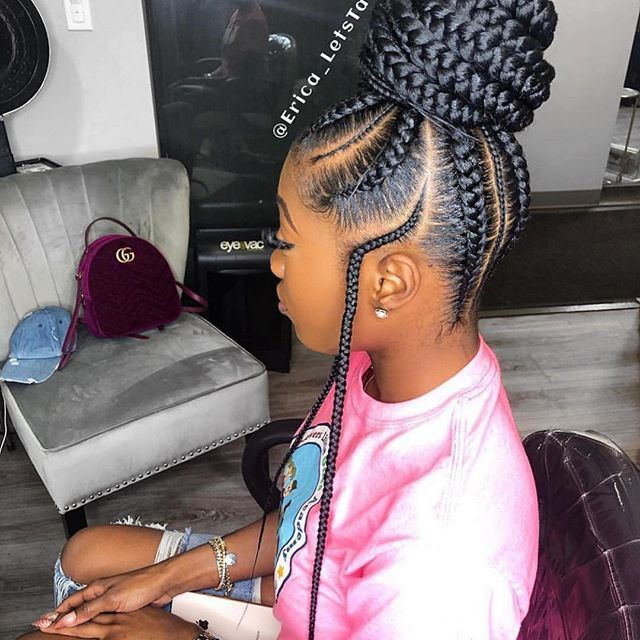 6 Alternatives Now That Eco Styler Gel Is Cancelled Millennial In Debt Braided Hairstyles Natural Hair Styles African Braids Hairstyles