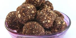 ořechové kuličky