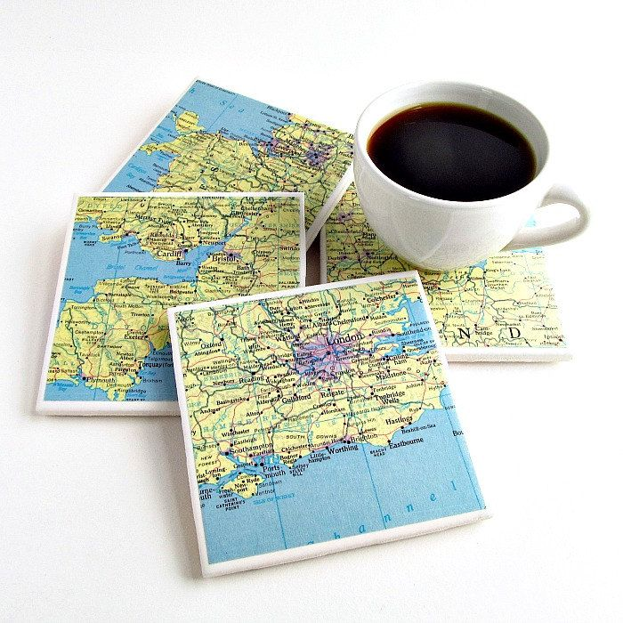 The 25 best gifts for inlaws ideas on pinterest great nana england map coasters fathers day gift for papa father in law gift new home gift anniversary gift for inlaws moving away gift negle Choice Image