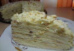 Торт Минутка - быстрый торт на сковороде со сгущенкой - простой рецепт и приготовление