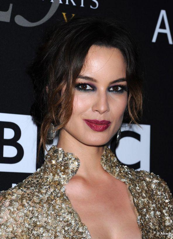 El maquillaje seductor de Berenice Marlohe