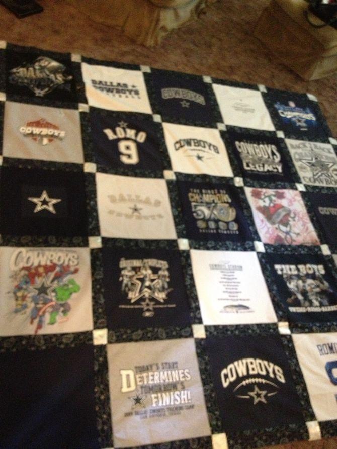 Best 25+ Tee shirt quilts ideas on Pinterest | Shirt quilt, Diy ... : turning t shirts into quilts - Adamdwight.com