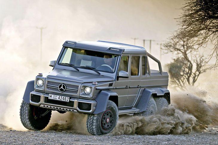 Fahrbericht mercedes g63 amg 6x6 cars for Mercedes benz g wagon 6x6
