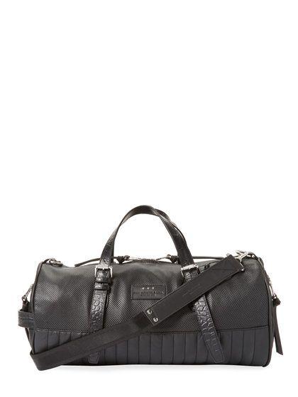 Motor Cross Remy Barrel Duffle Bag by John Varvatos Star USA at Gilt
