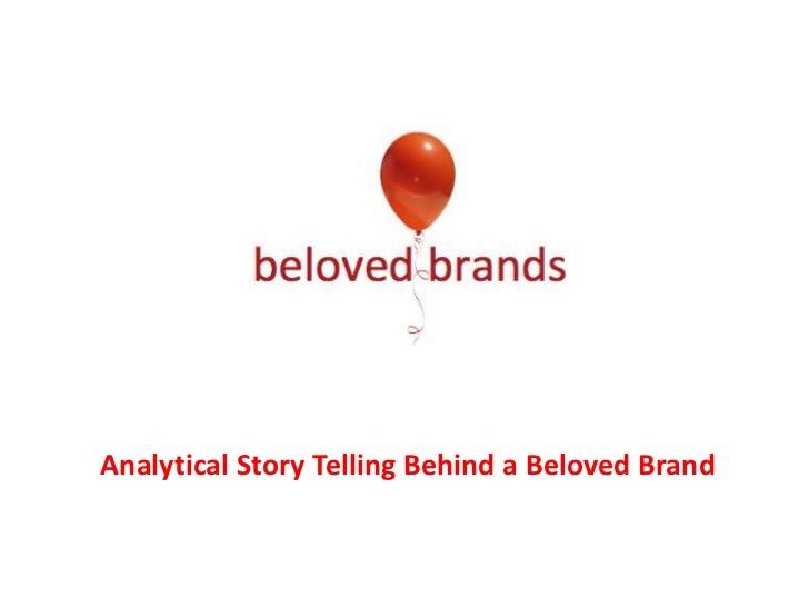 beloved-brands-analytics by Beloved Brands Inc. via Slideshare