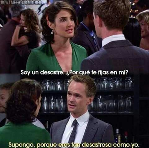 How I Met Your Mother Frases Pinterest