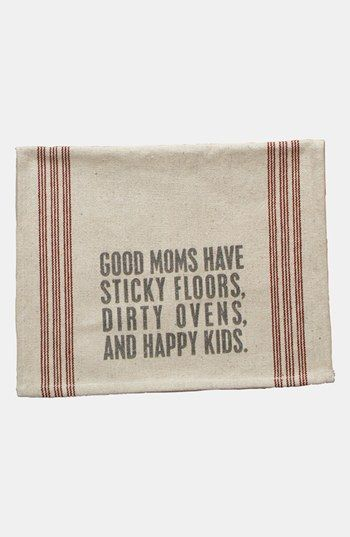 Great gift for a mom paired with a dessert and hot chocolate!