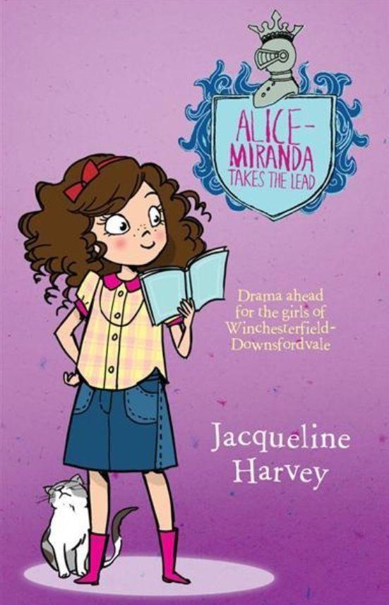 Alice-Miranda Takes the Lead  (Book 3)