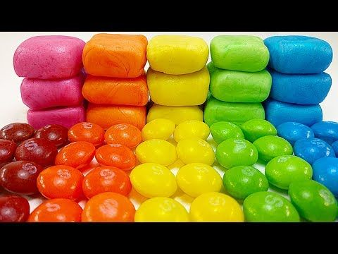 DIY: Make Your Own EDIBLE EOS JOLLY RANCHER LOLLY POP CANDY TREATS! Soo Tasty & Sweet! - YouTube