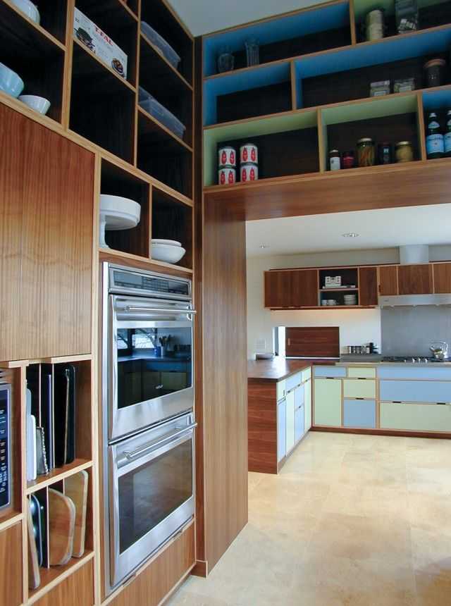 Best 85 Best Kerf Plywood Kitchens Images On Pinterest 400 x 300