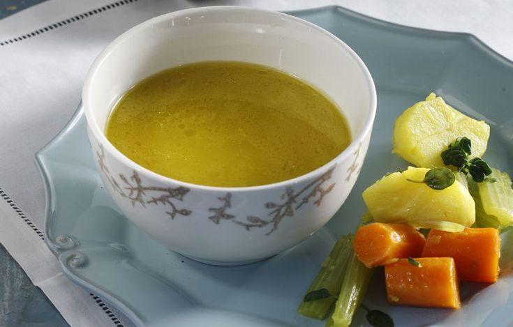 Εύκολη, γρήγορη και πολύ γευστική ψαρόσουπα, ιδανική για χαμηλές θερμοκρασίες.