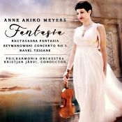 Classical Candor: Anne Akiko Meyers: Fantasia (CD review)