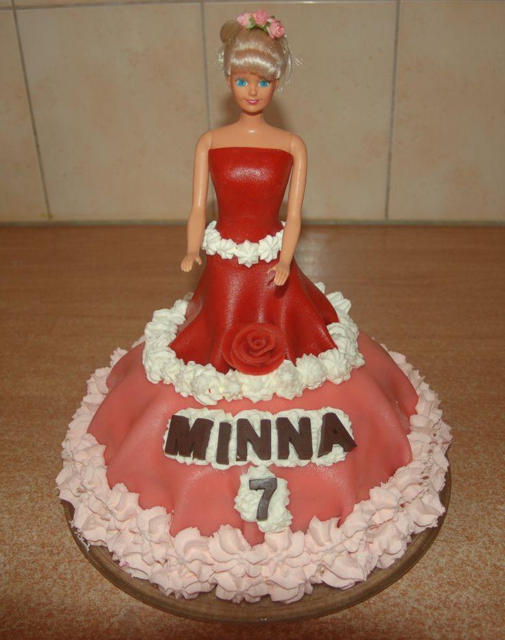 Minnas 7-års tårta!