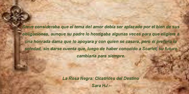Novela romántica La Rosa Negra: Cicatrices del Destino https://www.wattpad.com/story/63528456-la-rosa-negra-cicatrices-del-destino