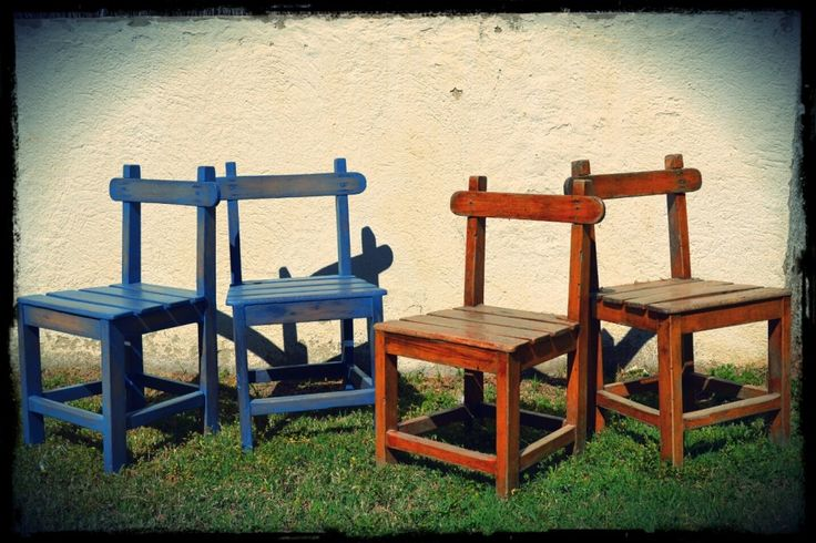 Old college seats renoveted