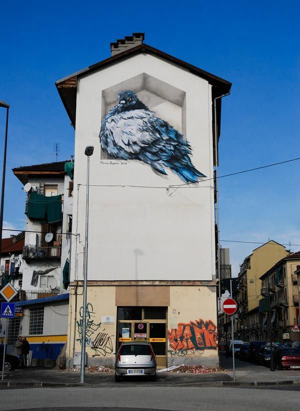 Amazing Street Art Paintings Collection