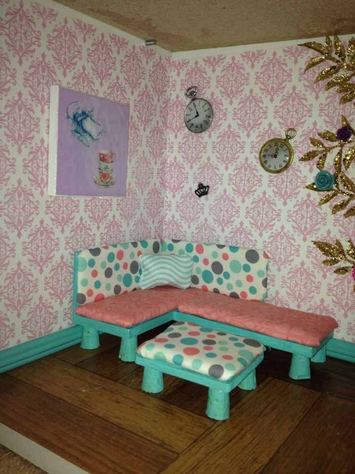 Living room tea room for ever after high doll house - Walmart canada furniture living room ...