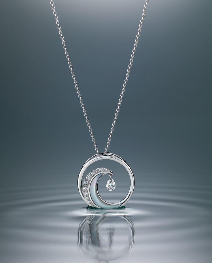 Creative Jewelry Photography: ``Na Hoku Wave``