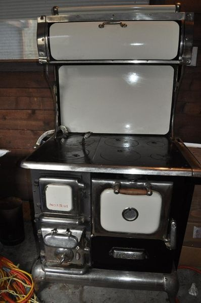 Elmira Sweetheart Cook Stove Timeless Retro Kitchens By