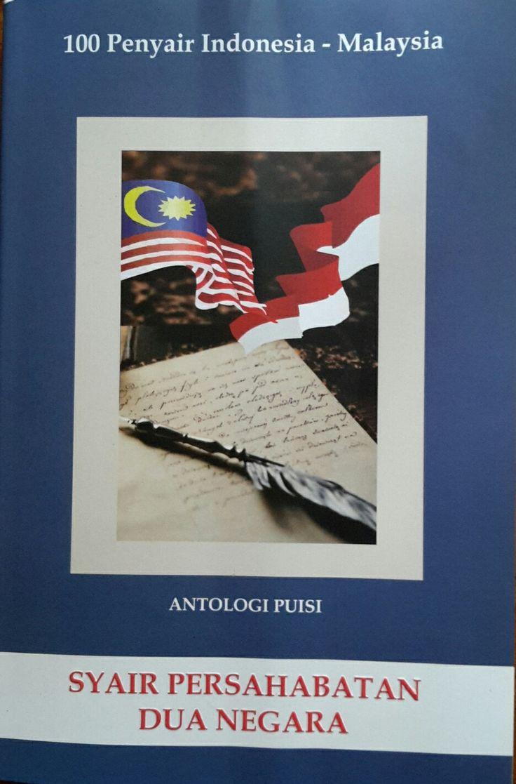 Syair Persahabatan Dua Negara 100 Penyair Indonesia-Malaysia