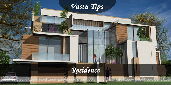 """Vastu Tips for Residence by Rahul Kaushal Vastu Shastri ( Pandit.com )"" -----------------------------------------------------------Every house is important and extremely special. So how do you ensure it brings out the best possible vibes? You simply have to remember to plan and design your house basis Vaastu recommendations. Your architect will know a great deal about Vaatsu however, do confirm with them in case you have any queries.  http://www.pandit.com/vastu-advice-for-exteriors/"