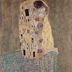 il bacio, Klimt