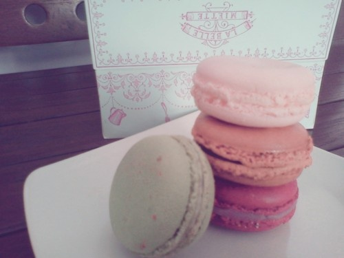 Macaroons! :)    captured : @aviyatyaz