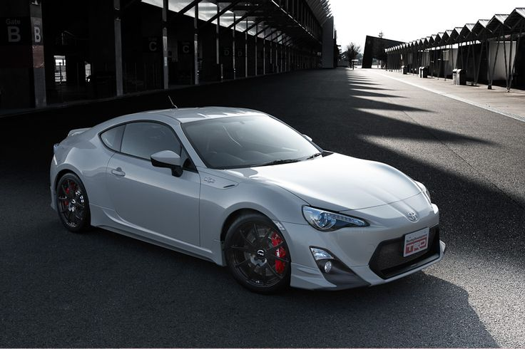 Elegant Toyota Releases Performance Accessories For JDM GT Will We See Them Come To  The U. For The Scion FR S?