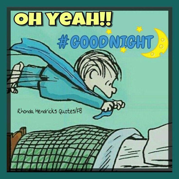 Good Night!! #linus #peanuts