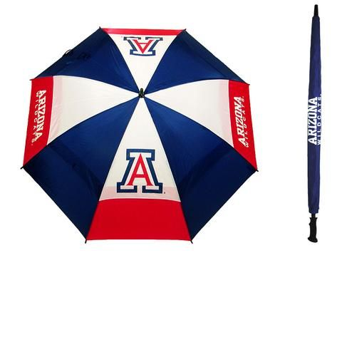 Arizona Wildcats 62 inch Double Canopy Umbrella #ArizonaWildcats