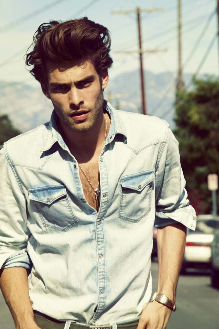 Jon Kortajarena & Texas Olsson by Chad Pitman for Replay Spring 2011 Campaign