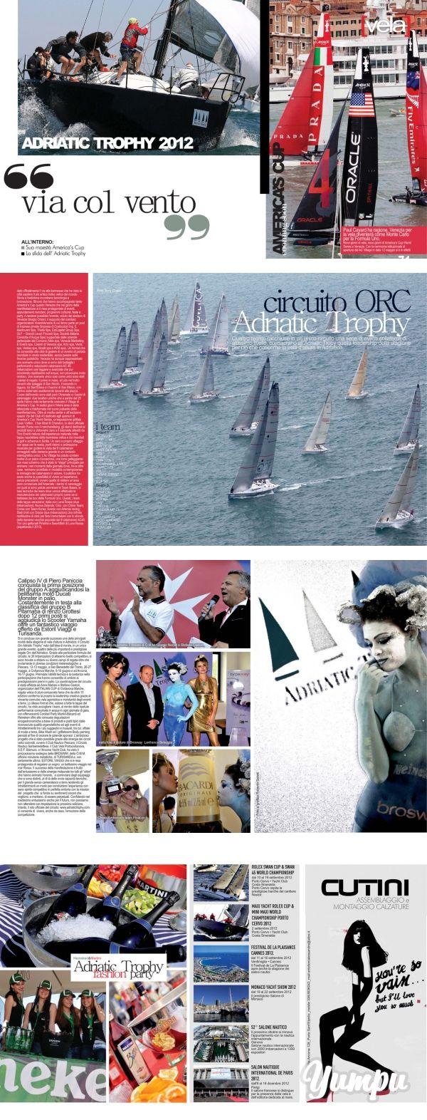 https://www.donnaimpresa.com vela.cdr - Donna Impresa Magazine - Magazine with 4 pages: 07 X vela.cdr - Donna Impresa Magazine