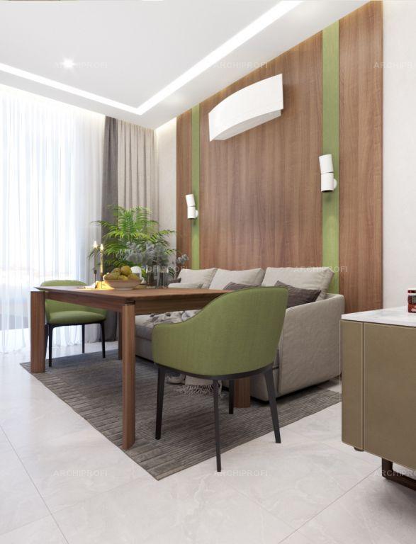 Interior design by VITTAGROUP Дизайн квартиры в ЖК Смежный Кухня Елена Пономаренко
