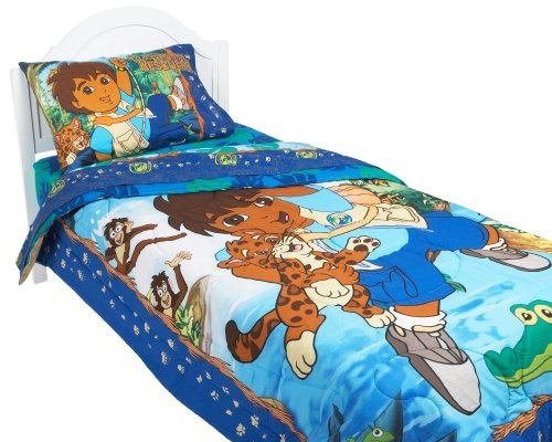 64 best connor 39 s things images on pinterest kitchens for Go diego go bedding