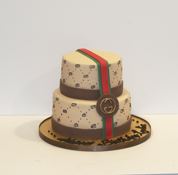 Gucci Purse Red Velvet Cake