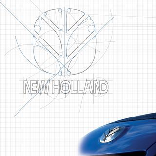 New Holland logo 1994
