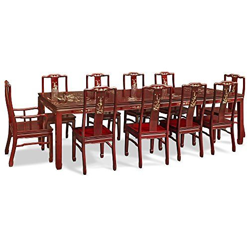 China Furniture Online Rosewood Dining Table 114 Inches Mother